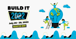 BUILD IT 2022 EVENT IT BY DESIGN BANNER